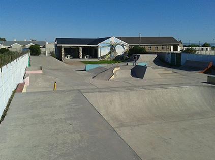 Langebaan Skatepark - Web