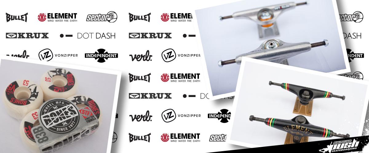 PUSH Skateboarding Products & Gear